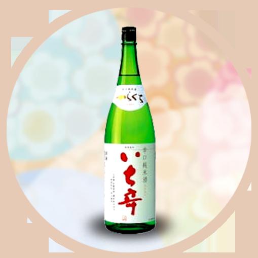 いち辛辛口純米酒