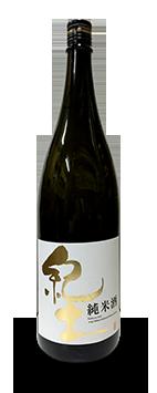 紀土KID純米酒1.8リットル画像