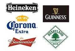 各種海外ビール